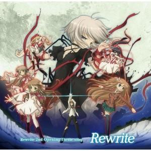 Rewrite 2nd Opening Theme song / Rewrite