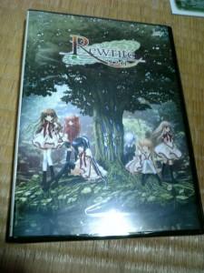 Rewrite初回限定版