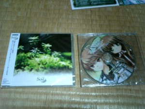 Rewrite初回限定版 Rewriteアレンジアルバム「Soil」 録り下ろしRewriteラジオCD