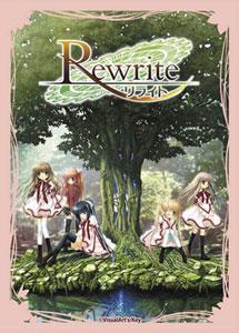 キャラクタースリーブコレクション Rewrite