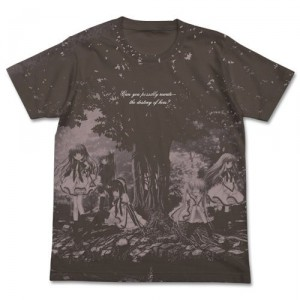 Rewrite Tシャツ チャコール サイズ:M