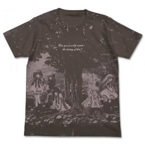 Rewrite Tシャツ チャコール サイズ:L
