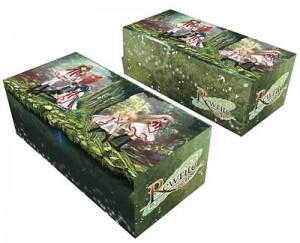 キャラクターカードボックスコレクション Rewrite
