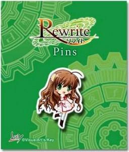 Rewrite ピンズ A 神戸小鳥