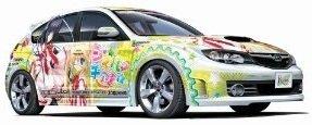 プラモデル 痛車 Rewrite