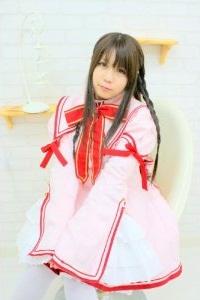 Rewrite(リライト) [風祭学院高校制服]風コスチューム (女性用M~Lサイズ) key 神戸小鳥