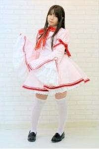 Rewrite(リライト) [風祭学院高校制服]風コスチューム (女性用M~Lサイズ) key 神戸小鳥2